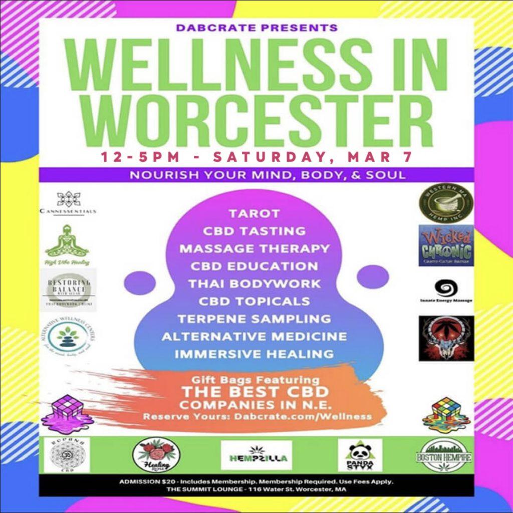 wellness in Worcester